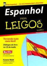 Espanhol Para Leigos - Acompanha Cd Rom