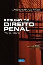 Resumo de Direito Penal Parte Geral