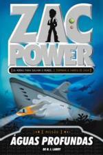 Zac Power - Corrida No Pantano
