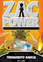 Zac Power: Treinamento Radical