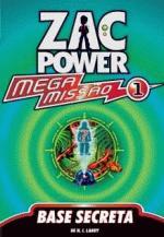 Zac Power Mega Missão 1: Base Secreta