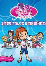 Go Girl Angels Amor Pelos Bichinhos