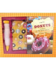 Donuts Cozinhar Decorar Apreciar Coleção Eu que Fiz!