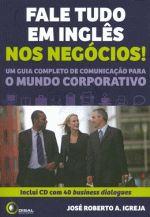 FALE TUDO EM INGLES NOS NEGOCIOS - COM CD