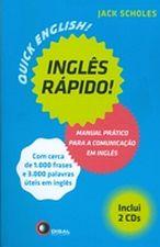 INGLES RAPIDO - INCLUI 2 CDS
