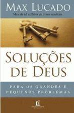 Solucoes De Deus Para Os Grandes E Pequenos Problemas