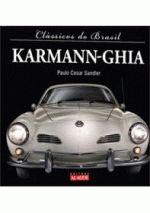 CLASSICOS DO BRASIL - KARMANN-GHIA