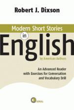 MODERN SHORT STORIES IN ENGLISH