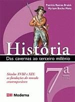 História das Cavernas ao Terceiro Milênio 7ª Série