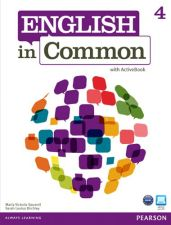 ENGLISH IN COMMON 4 WITH ACTIVE BOOK