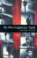 The Inspector Said, As - Vol. 02