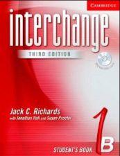 Interchange - Student's Book 1B