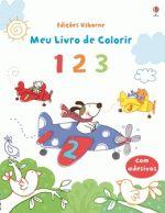 Meu Livro de Colorir: 123