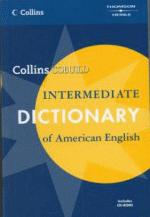Collins Cobuild Intermediate Dictionary Of American English With Cd - Rom