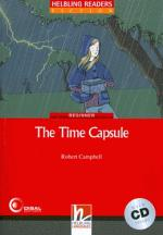 THE TIME CAPSULE - WITH CD - BEGINNER