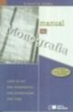 Manual da Monografia Como Se Faz uma Monografia...