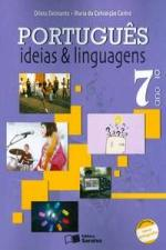 PORTUGUES IDEIAS E LINGUAGENS 7º ANO
