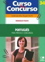 PORTUGUES PARA PROVAS E CONCURSOS - CEC VOL 34 - SARAIVA