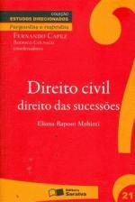 Direito Civil - Direito das Sucessões - Coleção Estudos Direcionados 21