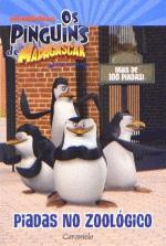 Os Pinguins de Madagascar - Piadas no Zoológico