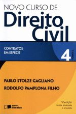 Novo Curso de Direito Civil  Contratos Em Espécie  Vol. 4 / Tomo II