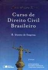 Curso de Direito Civil Brasileiro 8-direito de Empresa 5a Ediçao