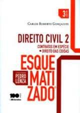 Direito Civil 2 - Esquematizado - Contratos e Coisas