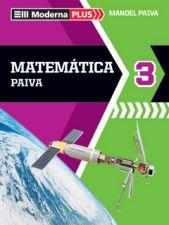 Moderna Plus Matemática - Vol.3