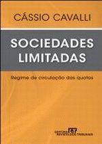 Sociedades Limitadas: Regime de Circulação das Quotas