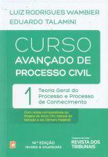 Curso Avançado de Processo Civil Vol. 1 - Teoria Geral do Processo...
