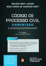 Código de Processo Civil Comentado e Legislação Extravagante