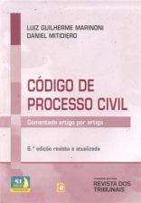 Código de Processo Civil: Comentado Artigo por Artigo