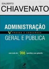 Administração Geral e Pública Provas e Concursos