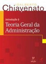 INTRODUCAO A TEORIA GERAL DA ADMINISTRACAO