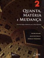 Quanta, Matéria e Mudanca: Uma Abordagem Molecular para a Físico-Química - Vol. 2