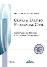 Curso de Direito Processual Civil: Teoria Geral do Processo e Processo de Conhecimento - Vol.1