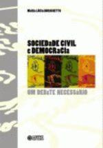Sociedade Civil e Democracia - Um Debate Necessário