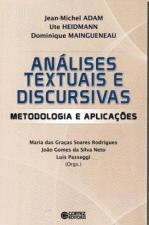 Analises Textuais e Discursivas Metodologia e Aplicacoes