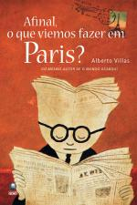 AFINAL O QUE VIEMOS FAZER EM PARIS?