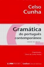 Gramática do Português Contemporâneo - Acordo Com a Nova Ortografia - Colecão Lpm Pocket