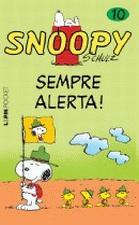 Snoopy: Sempre Alerta! - Vol. - Colecão LPM Pocket