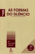 Formas do Silêncio, As: No Movimento dos Sentidos