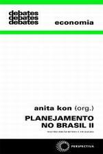 Planejamento no Brasil ll - Vol.277 - Colecão Debates