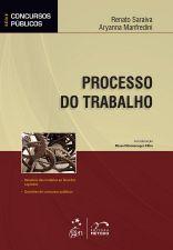 Processo do Trabalho - Série Concursos Públicos