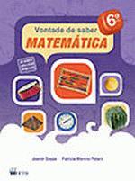 Matematica 6º Ano Vontade de Saber
