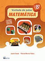 Matematica 8º Ano Vontade de Saber