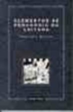 Elementos de Pedagogia da Leitura - Colecão Texto e Linguagem