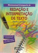 Minimanual de Redação e Interpretação de Texto - Teoria e Prática