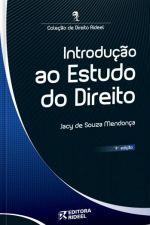 Introdução ao Estudo do Direito - Coleção de Direito Rideel 4º Ed