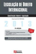Legislação De Direito Internacional